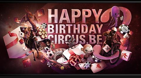 circusjarig