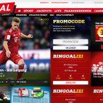 Bingoal homepage